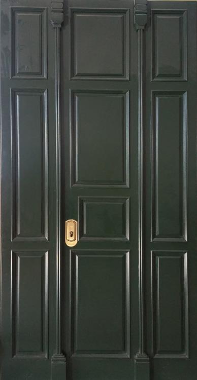 Puertas acorazadas madrid for Puerta casa antigua